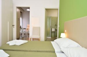 camere con bagno e cucina
