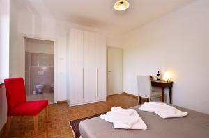 appartamento con camere matrimoniali